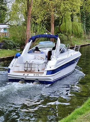 Le permis en eaux interieures